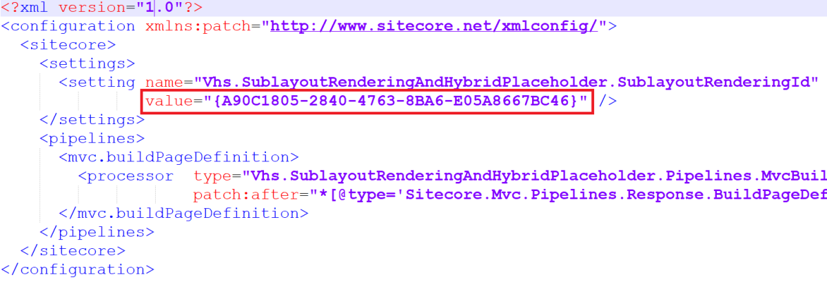 how to mix renderings with sublayouts on a sitecore mvc layout